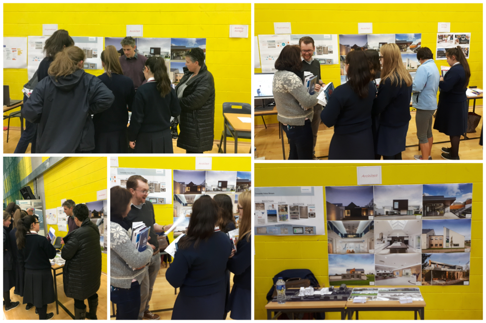 MCKEVITT KING ATTEND THE 2019 'CAREERS EXPLORATION EVENING'