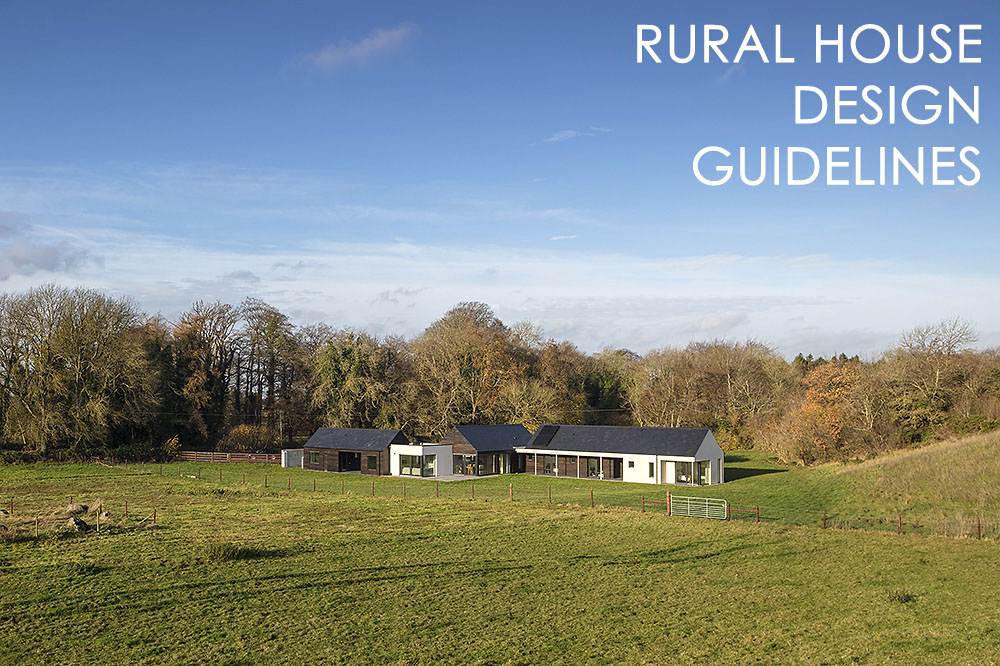 Rural House Design Guidelines
