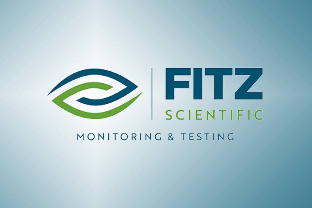 Fitz Scientific Finishes on Site
