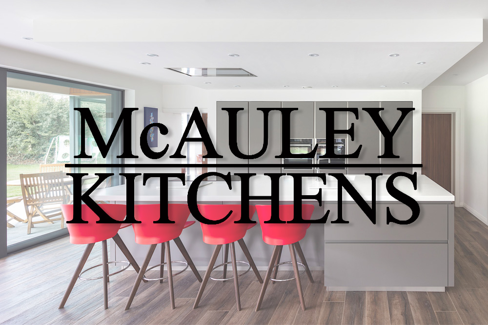 Working with McAuley Kitchens