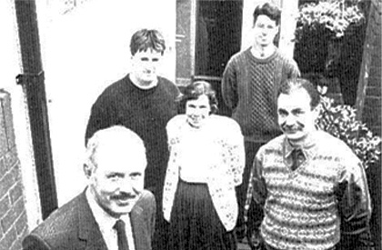 Original McKevitt Architects Staff